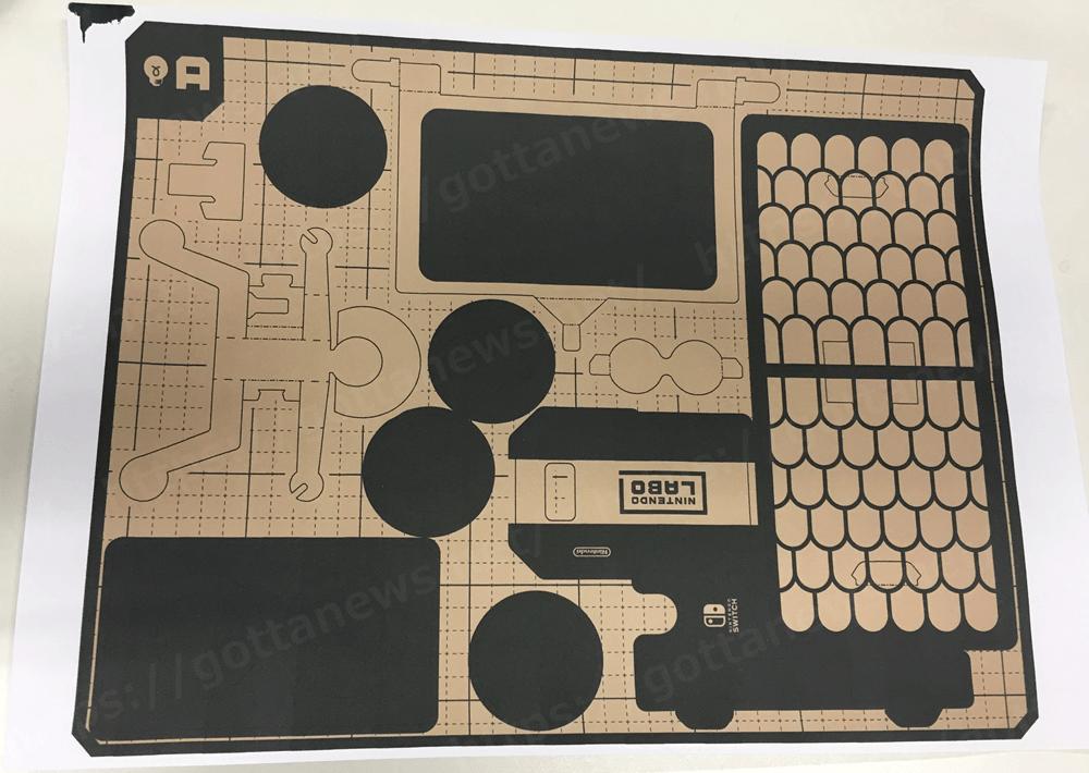 家庭印刷ダンボールシート