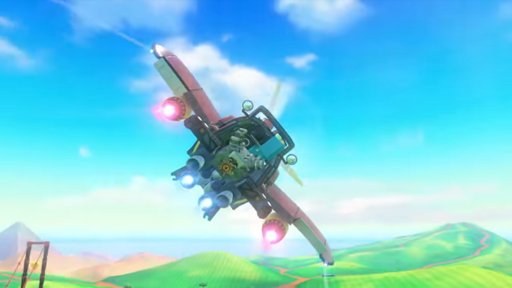 空を自由に飛べるヒコウキToy-Con