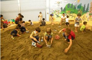 日本一きれいな砂場