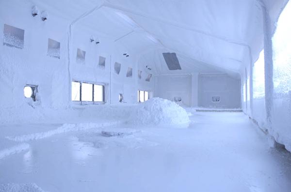 塩の特殊製法
