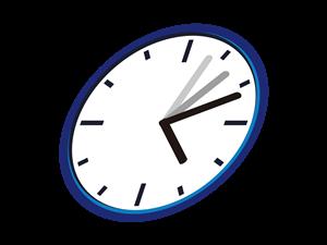 イベント開催時間