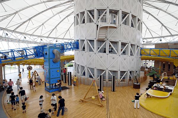愛知児童総合センターチャレンジタワー