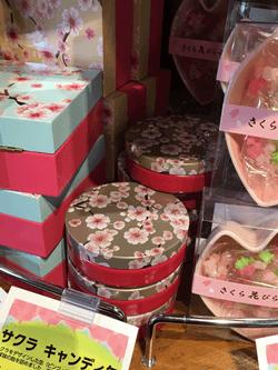 桜缶店内の様子