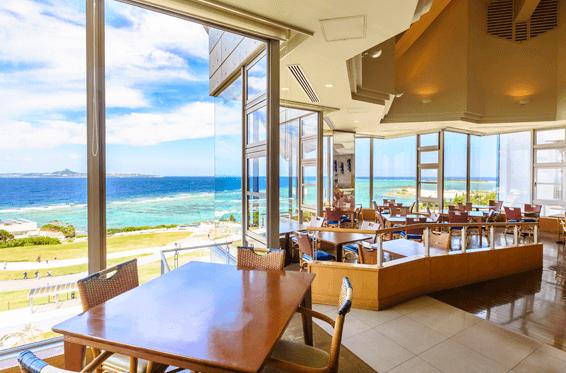 水族館レストラン