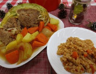 パディントン ベア・キャンプグラウンド 食事