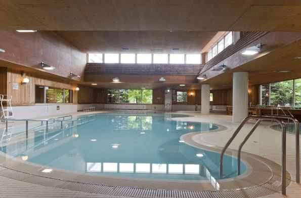 リラックスプラザ室内プール