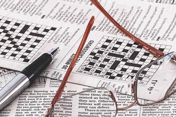 クロスワードのパズル作家になって稼ぐ