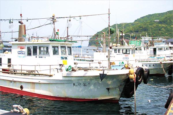 ベーリング海のカニ漁とマグロ漁船について