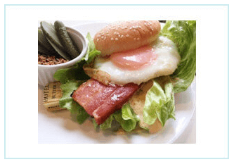 キャンピカ富士ぐりんぱ 朝食