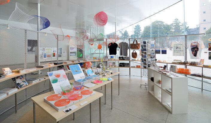 金沢21世紀美術館 ミュージアムショップ