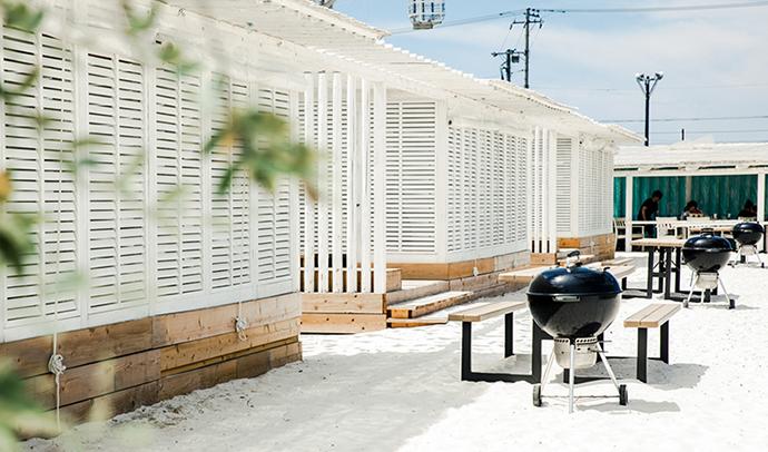 ワイルドビーチ ビーチハウス